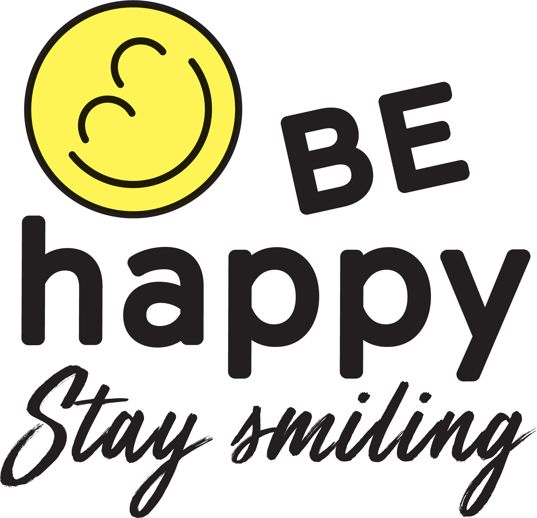 BEhappy_logo_A
